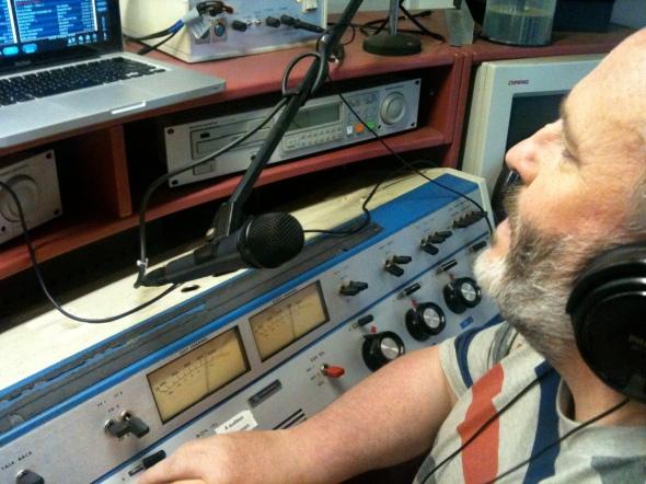 Steve Conway on Radio Seagull