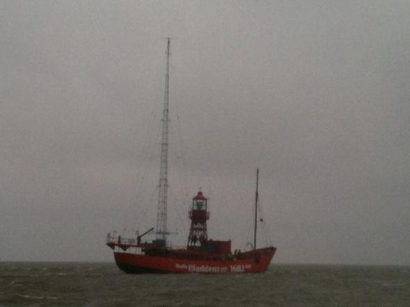 Radioship Jenni Baynton, home of Radio Seagull