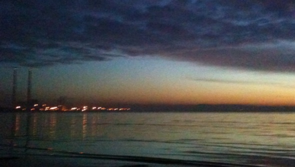 evening-bay